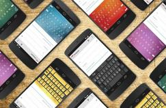 SwiftKey, le clavier virtuel de TouchType (SwiftKey)