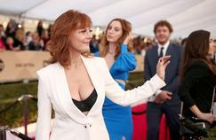 Le décolleté de Susan Sarandon aux SAG Awards a beaucoup plus fait parler d'elle que sa nomination pour son rôle dans The Secret Life of Marilyn Monroe.