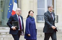 Michel Sapin (Finances), Ségolène Royal (Écologie), Stéphane Le Foll (Agriculture) devraient changer d'affectation.