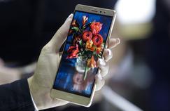 Avec 108millions de smartphones écoulés dans le monde en un an, Huawei affiche une croissance quatre fois supérieure à celle du marché.