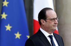 François Hollande, lundi 8 février 2016, à Paris.