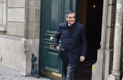 François Fillon, le 27 janvier à Paris.