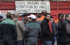 Les éleveurs mettent la pression avant une réunion à Matignon.