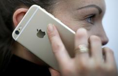 Un iPhone 6.