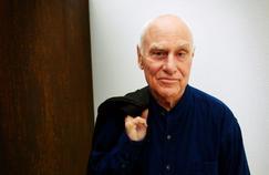 Richard Serra, à Bâle (Suisse) en 2011.
