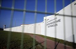 Le centre pénitentiaire de Réau (Seine-et-Marne).