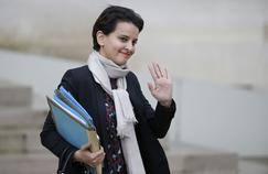 Najat Vallaud Belkacem, ministre de l'éducation nationale
