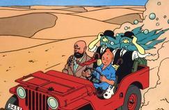 Le premier épisode des aventures de Tintin a été diffusé ce lundi 8 janvier à la radio.
