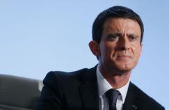 Manuel Valls, le 3 février.