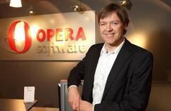 Lars Boilesen, PDG d'Opera Software (Photo: Gunnar Lier)