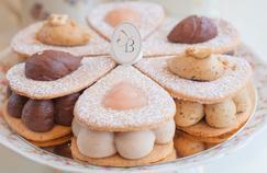 Les sablés de la pâtisserie Bontemps (IIIe).