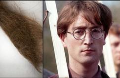 Une mèche de John Lennon sera mise en vente le 20 février à Dallas.