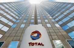 Le siège social de Total à la Défense, près de Paris.