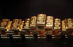 L'or est très recherché pendant les périodes de crise.