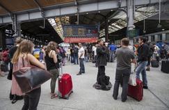 Les commerces de détail pourront ouvrir dans 12 gares de France. Crédits photo: François BOUCHON / Le Figaro