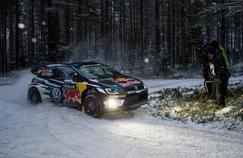 Sébastien Ogier a été contrôlé pour excès de vitesse sur un parcours de liaison.