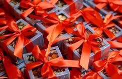 99% des Français qui célèbrent la Saint-Valentin le font par un cadeau (Crédit: Thomas Hawk, I Love You, via Flickr sous licence Creative commons)