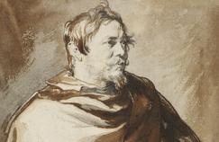 «Portrait du peintre Gerard Seghers» par Anton Van Dyck.