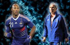 Lors de la Coupe du monde 2010, Nicolas Anelka a insulté Raymond Domenech.
