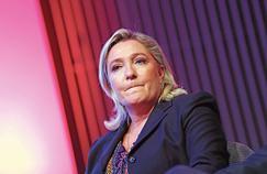 Le parti de Marine Le Pen a qualifié de «marketing journalistique des plus grotesques» les révélations du Monde.