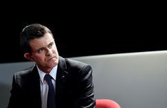 Manuel Valls, le 4 avril à Paris.