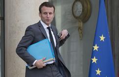 Emmanuel Macron, en novembre 2015 à l'Élysée.