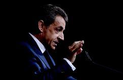 Nicolas Sarkozy, à Paris, en février 2016.