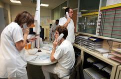 Les hôpitaux civils de Colmar affichent un taux d'absentéisme de seulement 3,9%, soit à peine plus de 14jours d'arrêts maladie de courte ou longue durée par an et par agent.