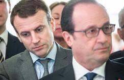 Jeudi, le chef de l'État, qui a visité une entreprise à Chartres aux côtés de son ministre de l'Économie, avait semblé s'agacer de voir Macron s'attarder avec les salariés plutôt que de marcher sagement dans son sillage, comme c'est l'usage