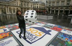 La Fondation de France vient de lancer la première plate-forme de crowdfunding dédiée à l'ISF. (Ici, le lancement de la campagne «SOS enfance mal logée», en 2006, à Paris.)
