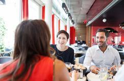 La Grèce est le pays sondé où la pause-déjeuner est la plus courte. ©Edenred