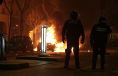 Violences sur la place de la République, à Paris, dans la nuit de jeudi à vendredi