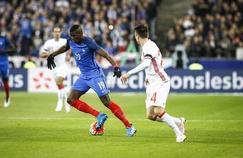 Match de football amical (de préparation à l'Euro 2016), entre la France et la Russie, au stade de France, à Saint-Denis.