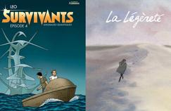 Le tome 4 de la série imaginée par Leo et l'album de la dessinatrice de Charlie Hebdo Catherine Meurisse sont les albums de bande dessinée les plus vendus cette semaine.