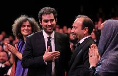L'acteur Shahab Hosseini  a reçu ce dimanche le prestigieux prix d'interprétation masculin du Festival de Cannes. dans pour sa performance dans le film d'Asghar Farhadi.