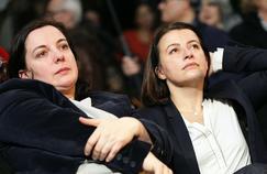 Emmanuelle Cosse et Cécile Duflot