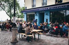 Moncœur Belleville, rue des Envierges (XXe).