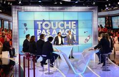 Cyril Hanouna sur le plateau de «Touche pas à mon poste».