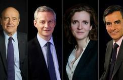 François Fillon, Hervé Mariton et Geoffroy Didier ont passé des contrats avec des sociétés de communication privées.
