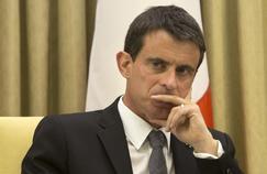 Manuel Valls, le 23 mai dernier.