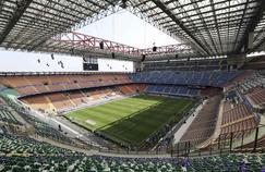 La finale de Ligue des Champions se déroule à San Siro.