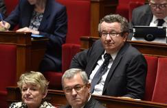 Le député frondeur Christian Paul.