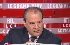 le premier secrétaire du Parti socialiste, Jean-Christophe Cambadélis