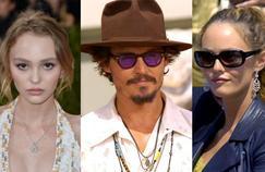 À l'instar de Mickey Rourke, Paul Bettany et Lori anne Allison qui ont apporté leur soutien à Johnny Depp, Vanessa Paradis et sa fille, Lily-Rose Depp sont montées au créneau.