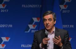 Le candidat à la primaire de la droite, François Fillon