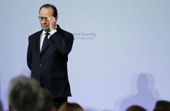 Éviter l'embrasement général et la coagulation de tous les conflits catégoriels, telle est la stratégie très risquée, définie par François Hollande
