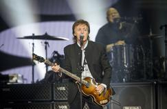 Paul McCartney à l'Accor Hotels Arena de Paris Bercy.