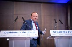 Pierre Gattaz a appelé les entreprises touchées par les blocages à porter plainte