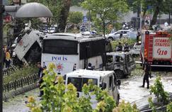 L'attentat a eu lieu dans le centre d'Istanbul, faisant au moins 11 morts.