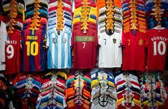 Les maillots sont particulièrement concernés par la contrefaçon.